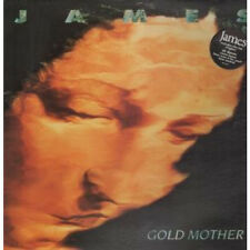 JAMES Gold Mother LP VINYL UK Fontana 10 Track Reissue With Info Stickered