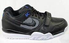 Nike Air Trainer 2 371739 002 Bo Jackson Sneakers Cross Trainer Black Leather