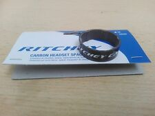 Ritchey WCS ahead Spacer 1 1/8 Zoll, UD-Carbon glossy, 5mm und 10mm