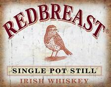 Knappogue Castle Irish Whiskey METAL TIN SIGN POSTER WALL PLAQUE