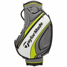 """New 2017"" TAYLORMADE TOUR BAG OFFICIAL STAFF PLAYERS PRO TOUR CARRY GOLF BAG"