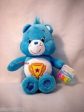 Care Bears Plush Champ Bear 8.5 Inches 2016 Just Play New