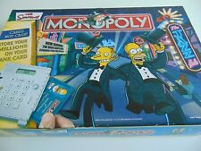 Simpsons Monopoly Spare Part - Choose from Menu