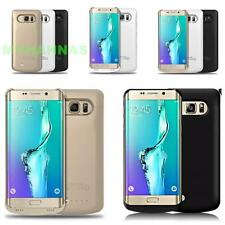 Samsung Galaxy S6 Edge Plus Extended Battery Pack External Charger Case 4200mAh