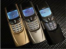 NEW CONDITION NOKIA 8850 Mobile Phone DUAL BAND GSM UNLOCKED GREY / GOLD / BLACK