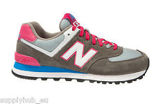 New Balance Womens Trainer Shoes WL574CPW Classics Traditionnels Suede UK4-UK7.5