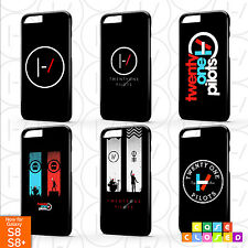 TWENTY ONE PILOTS BAND LOGO Tyler Dun Indie Phone Case Cover For iPhone Samsung