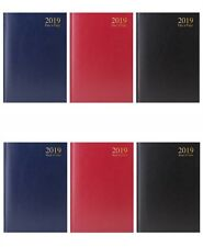 2018 A4/A5 Size Week to View/Day A Page Diary-Hardback Value Range Planner