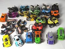 Hot Wheels Toys Bikes, Cars, Skateboards & Quads. Ideal Party Bag Toys
