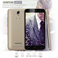 5.5 Zoll HOMTOM HT17 Android 6.0 4G LTE Handy Dual SIM Smartphone Ohne Vertrag