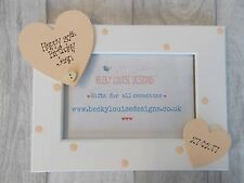 Wooden Personalised 80th Birthday Photo Frame Gift PROMT DISPATCH