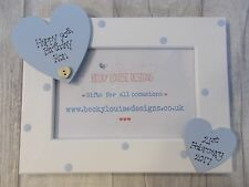 Wooden Personalised 90th Birthday Photo Frame Gift PROMT DISPATCH