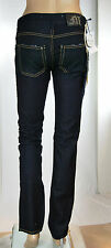 Jeans Donna Pantaloni MET Made in Italy Slim Fit Body/SS CB19 Tg 25