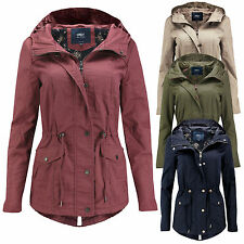 Ladies Light Jacket Women's Between-seasons Parka Short Coat