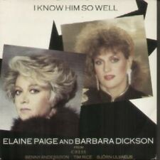 "ELAINE PAIGE AND BARBARA DICKSON I Know Him So Well 7"" VINYL UK Rca B/W Chess"