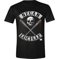 T-shirt The Walking Dead Negan Lucille Rockers maglia Uomo ufficiale
