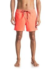 """Quiksilver Everyday 15"""" Schwimmshorts Badehose Badeshorts fiery coral EQYJV03200"""