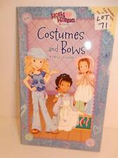 PAPER DOLLS HOLLY HOBBIE & FRIENDS COSTUMES AND BOWS DOLL BOOK