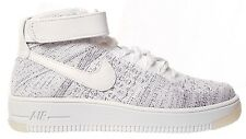 Scarpe Nike sneakers AF1 Air Force 1 Flyknit limited edition 818018 101 donna