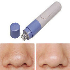 Portable Electronic Blackhead Remover Skin Cleaner Facial Zit Acne Pore Cleanser