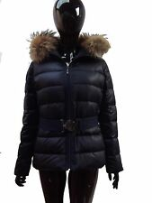 MONCLER ANGERS DOWN JACKET, RRP £880, BRAND NEW, BLACK