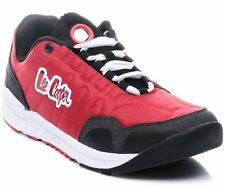 Lee Cooper Red And Black Men Sports Shoes Lc3529
