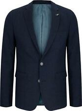 Remus Uomo Jacket - Remus Uomo Men's Novo Wool Blazer Jacket Navy