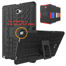 For Samsung Galaxy Tab A 10.1 With S Pen SM-P585/SM-P580 kickstand case