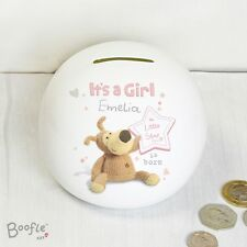 Personalised Gifts - BOOFLE - New Baby - Baby's 1st - Christening Boy Girl Gift