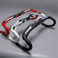 Full Carbon Fibre Road Bike Racing Drop Handlebar Aero