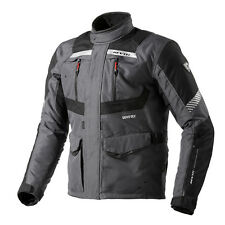 Rev'it! Neptune GTX Gore-Tex Veste Anthracite Noir REV It Revit Toutes Tailles