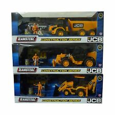 Teamsterz JCB Construction Jouets & Figurines Charge tout,Camion Benne/