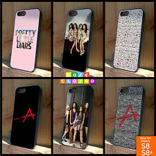 PRETTY LITTLE LIARS -A Game Keep a Secret TV Phone Case Cover For iPhone Samsung