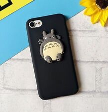 Studio Ghibli MY NEIGHBOR TOTORO Soft 3D Silicone Case Cover  iPhone 6/6s 7 Plus