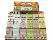 STAMFORD GOLOKA VARIOUS INCENSE STICKS IN PACK OF 3 OR PACK OF 12