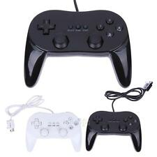 Game Controller Gamepad Joystick Wired for Nintendo Wii Classic Pro Console New