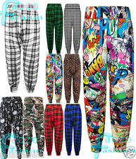 Womens Ali Baba Harem Trousers Pants Leggings Ladies Baggy Trousers 8 - 26