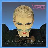VISAGE - GREATEST HITS CD - FADE TO GREY / MIND OF A TOY / NIGHT TRAIN +