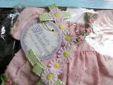 New in Unopened Package 1992 NABCO MUFFY VANDERBEAR Flower Festival Outfit