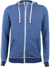 Tom Tailor Denim Herren Kapuzenpullover Melange Sweatjacket