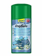 Tetra Pond OxySafe 500ml Koi Fish Pond Treatment Increases Oxygen Levels