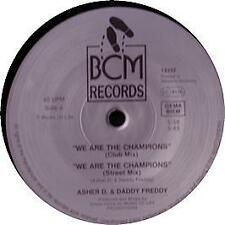 Asher D & Daddy Freddy - We Are The Champions - BCM - 1989 #238944
