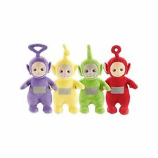 Talking Teletubbies Plush Soft Toy Tinky Winky Laa Laa Dipsy OR Po 18 +Mnths New