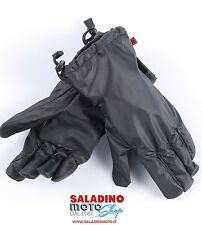 GUANTO INVERNALE LUNGO DAINESE D-CRUST OVERGLOVES NERO
