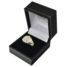 Liverpool FC Licensed Silver Plated Crested Ring Complete Liverpool FC Gift Box