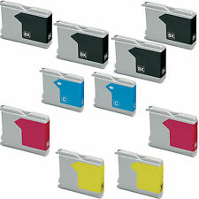 10 20 30 CARTUCCE COMPATIBILI BROTHER MFC235C MFC240C MFC260C MFC665CW MFC440CN