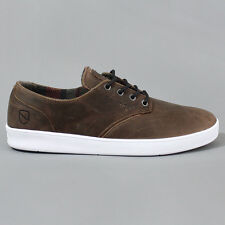 Emerica Romero Laced x ESWIC Skate Shoes Brown / White