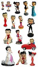 Betty Boop figurines - various designs
