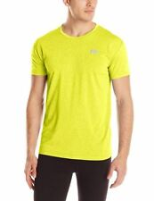 HELLY HANSEN Mens Lime VTR Short Sleeve X-Cool Sports T-Shirt Top Small BNWT
