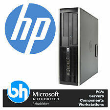 HP 6005 Pro Anpassbar Quad Core AMD Phenom B95 Windows Pro SFF Desktop PC